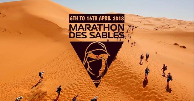 La team Godaille et Lydéric au Marathon des sables au Maroc