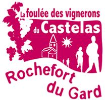 La foulée des vignerons du castelas le 24 novembre à Rochefort du Gard
