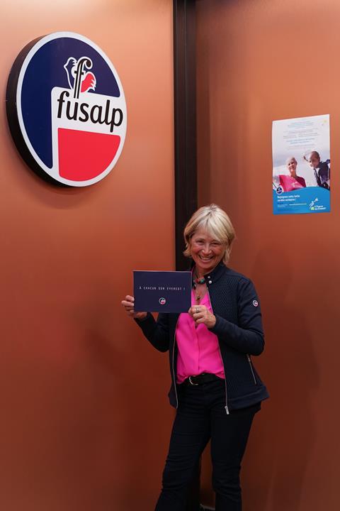 Fusalp : une initiative éclair, efficace et généreuse