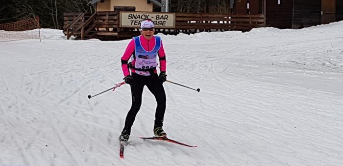 Mon Everest : 42 km de skating solidaire