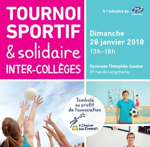 Tournoi Inter-collège - ville de Neuilly sur Seine